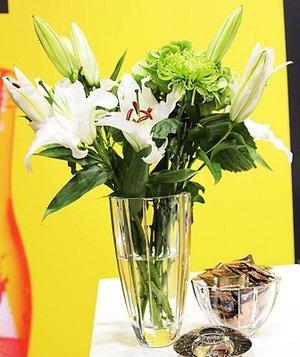Revolution Vase  - Orrefors