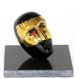 Brains on Stone Black/Gold
