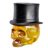 Still Life Skull Hat Opium