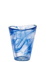 Mine Glass Blue