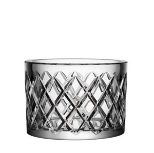 Legend Checkered Bowl Small Clear - Orrefors