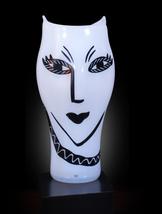 Open Minds Vase White