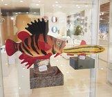 Fish Red Yellow