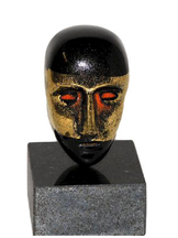 Brains Head Black/Gold