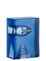 Azur Stairs Blue Block