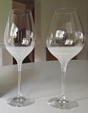Divine White Wine Glass - Orrefors