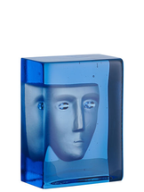 Azur Frost Blue Block