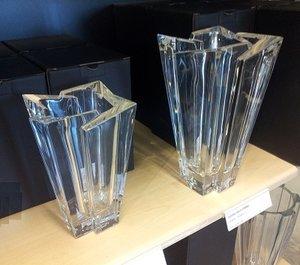 Glacial Vase Large - Orrefors