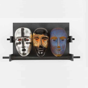 Brains Trio Head - Kosta Boda
