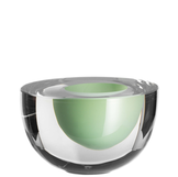 Solid Bowl Lightgreen Clear