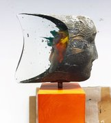 Head of Janus Horn