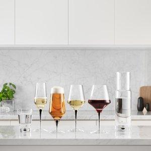 Metropol Red Wine Glass - Orrefors