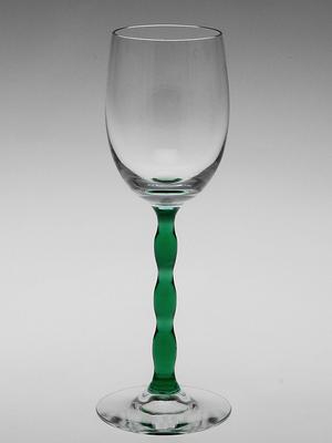 Nobel White Wine Green - Orrefors