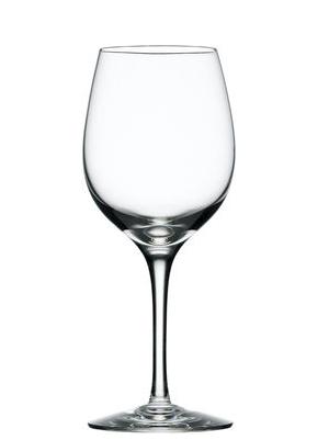 Merlot Wine Beer Glass - Orrefors
