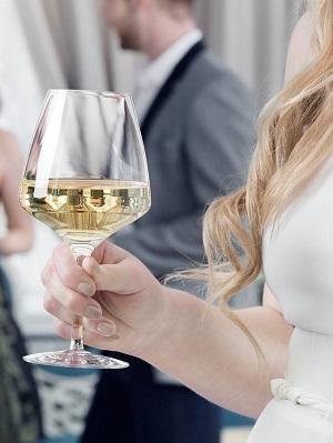 Pulse Wine Glass 4-pack  - Orrefors