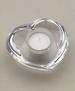 Amour Votive Heart - Orrefors
