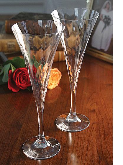 Ny Orrefors Helena Champagne 4-pack - Crystal of Sweden RN81