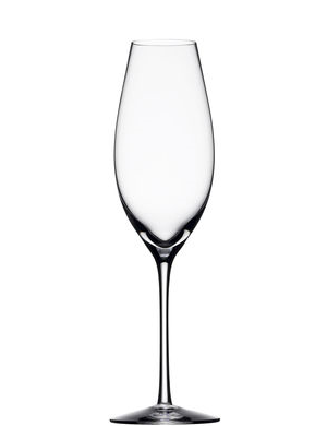 Difference Sparkling Champagne Glass - Orrefors