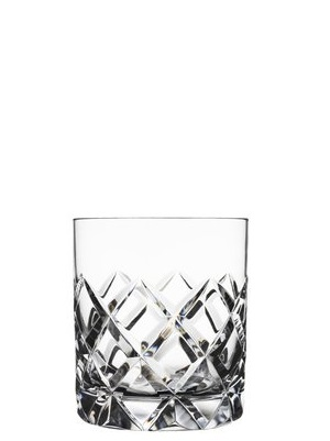 Sofiero Old Fashioned (OF) 4-pack - Orrefors Whiskey glass
