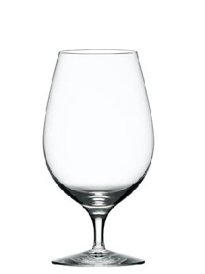 Merlot Beer Ice water Glass - Orrefors