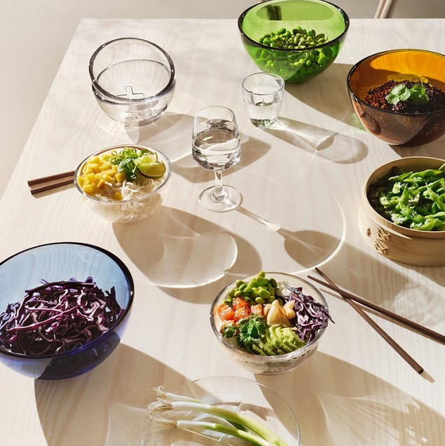 Bowl, Vase and Jar